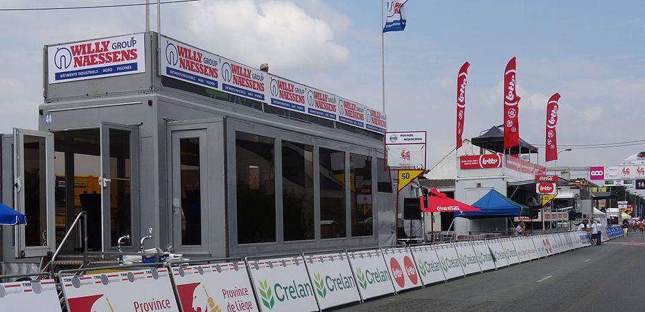 Rumillies (Tournai) - Tour de Wallonie, étape 1, 26 juillet 2014, arrivée (A05).JPG
