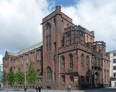 Rylands Library Deansgate