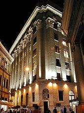 Borsa di San Paolo, San Paolo
