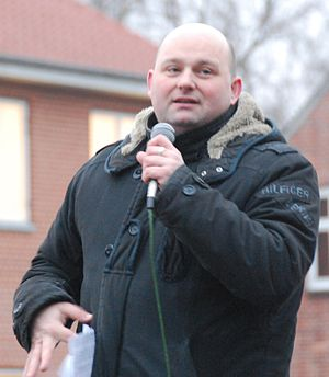 Søren Pape Poulsen - Image: Søren Pape 2