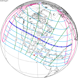Solar Eclipse Of August 21 2017 Wikipedia
