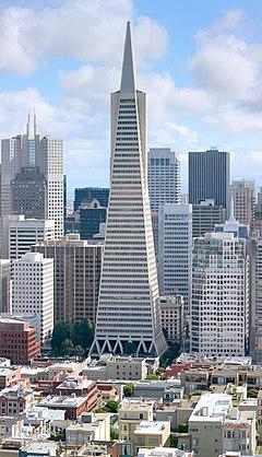 transamerica pyramid wikipedia