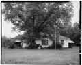 SOUTHEAST SIDE - Jimmy Carter Boyhood Home, Old Plains Highway (Lebanon Cemetery Road), Plains, Sumter County, GA HABS GA,131-PLAIN.V,1-8.tif