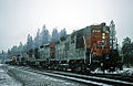 SP 3748 EB work train Truckee Dec 90xRP - Flickr - drewj1946.jpg
