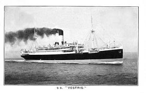 SS Vestris - Vestris