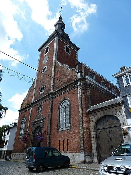 File:STAVELOT église Saint-Sébastien (5-2013).JPG
