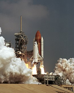 space shuttle landing distance - photo #20