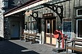 SVR Bridgnorth, Ticket Office entrance - geograph.org.uk - 661321.jpg