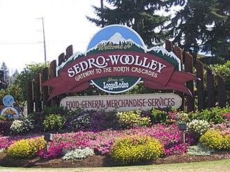 Sedro-Woolley, Washington - Sedro-Woolley, Gateway to the North Cascades, Summer 2005