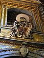 S Maria in Trastevere-Duke of York crest-antmoose.jpg