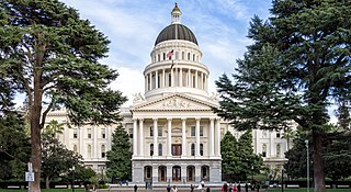 State capital and city of California, United States