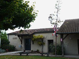 Sadillac Commune in Nouvelle-Aquitaine, France