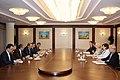 Saeimas priekšsēdētājas oficiālā vizīte Uzbekistānā (26668799187).jpg