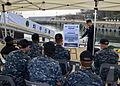 Sailors visit Jinhae Naval Base 150316-N-YM720-014.jpg