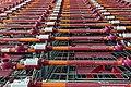 Sainsbury's supermarket shopping trolleys at Chingford, London, England 2 (cropped).jpg