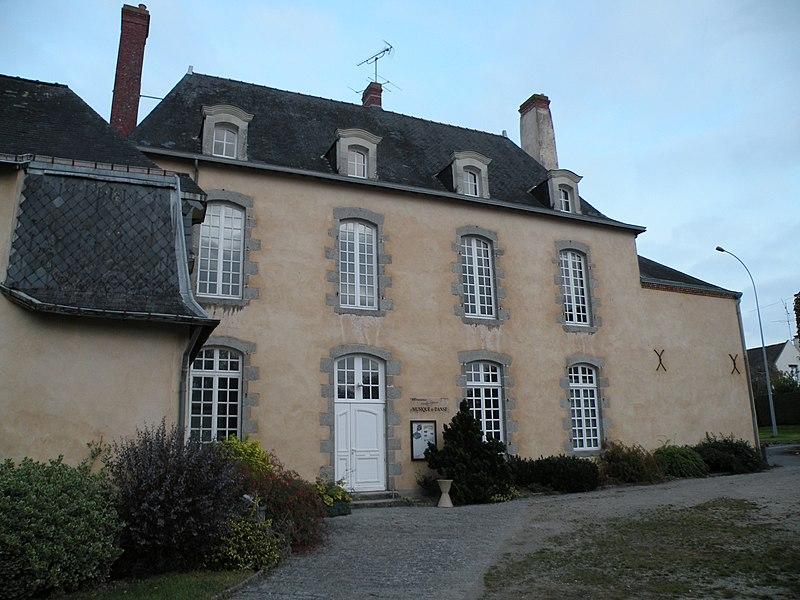 Music school of Saint-Berthevin.
