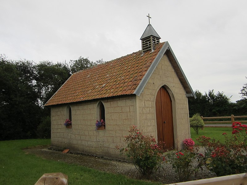 Chapelle Notre-Dame-de-Boulogne de fr:-Pierre-d'Arthéglise