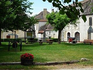 Saint-Aubin-de-Lanquais Commune in Nouvelle-Aquitaine, France