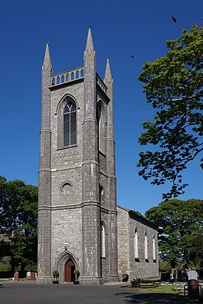 Saint Columba's Church of Ireland, Drumcliffe 01.jpg