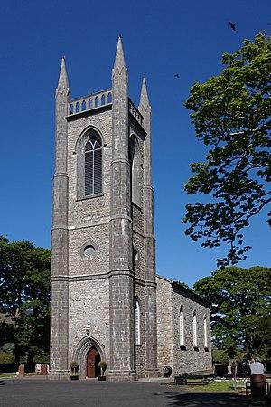 Drumcliff - St Columba's Church of Ireland in Drumcliff