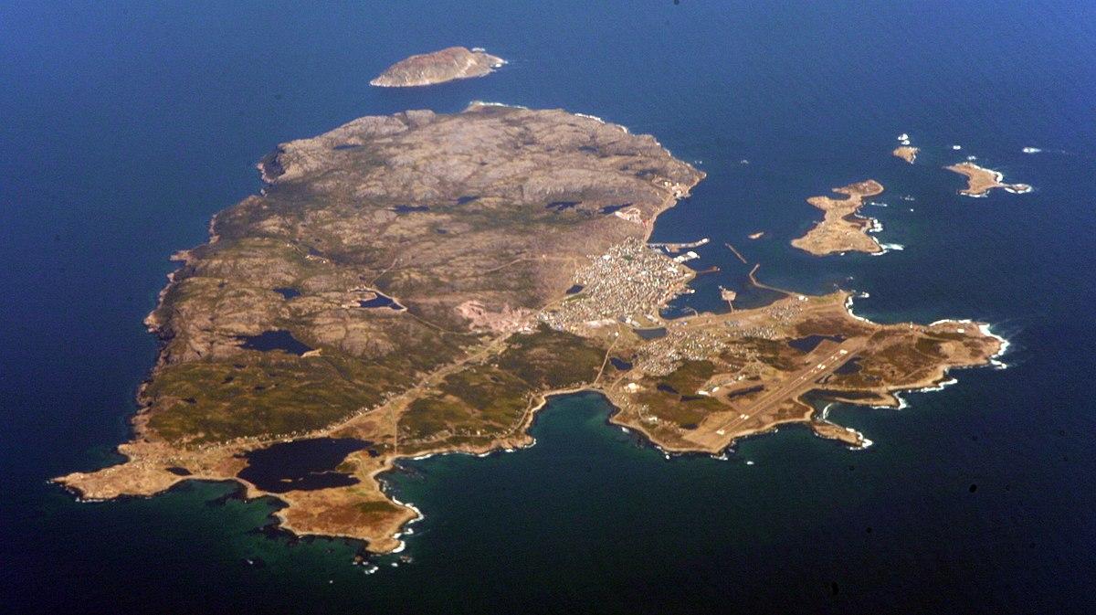 Île Saint-Pierre (Saint-Pierre-et-Miquelon) — Wikipédia