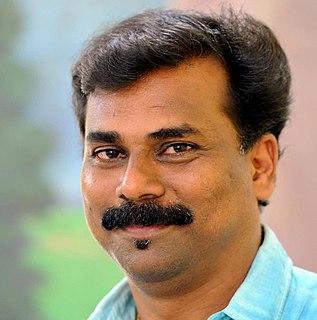 Sajeev Pazhoor Indian screenwriter