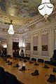Sala Pinazo o sala de Junta de Portaveus, palau de Benicarló.JPG