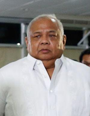 Executive Secretary (Philippines) - Image: Salvador Medialdea