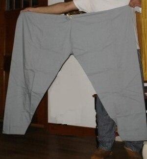 Shalwar kameez - Image: Salwar pajama pants