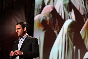 Sam Harris speaking in 2010