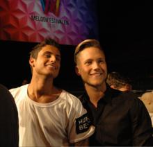 Samir & Viktor après Melodifestivalen 2016