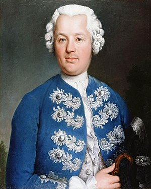 Samuel Fraunces - Image: Samuel Fraunces Portrait circa 1770 85 from Fraunces Tavern