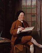 Samuel Richardson by Mason Chamberlin