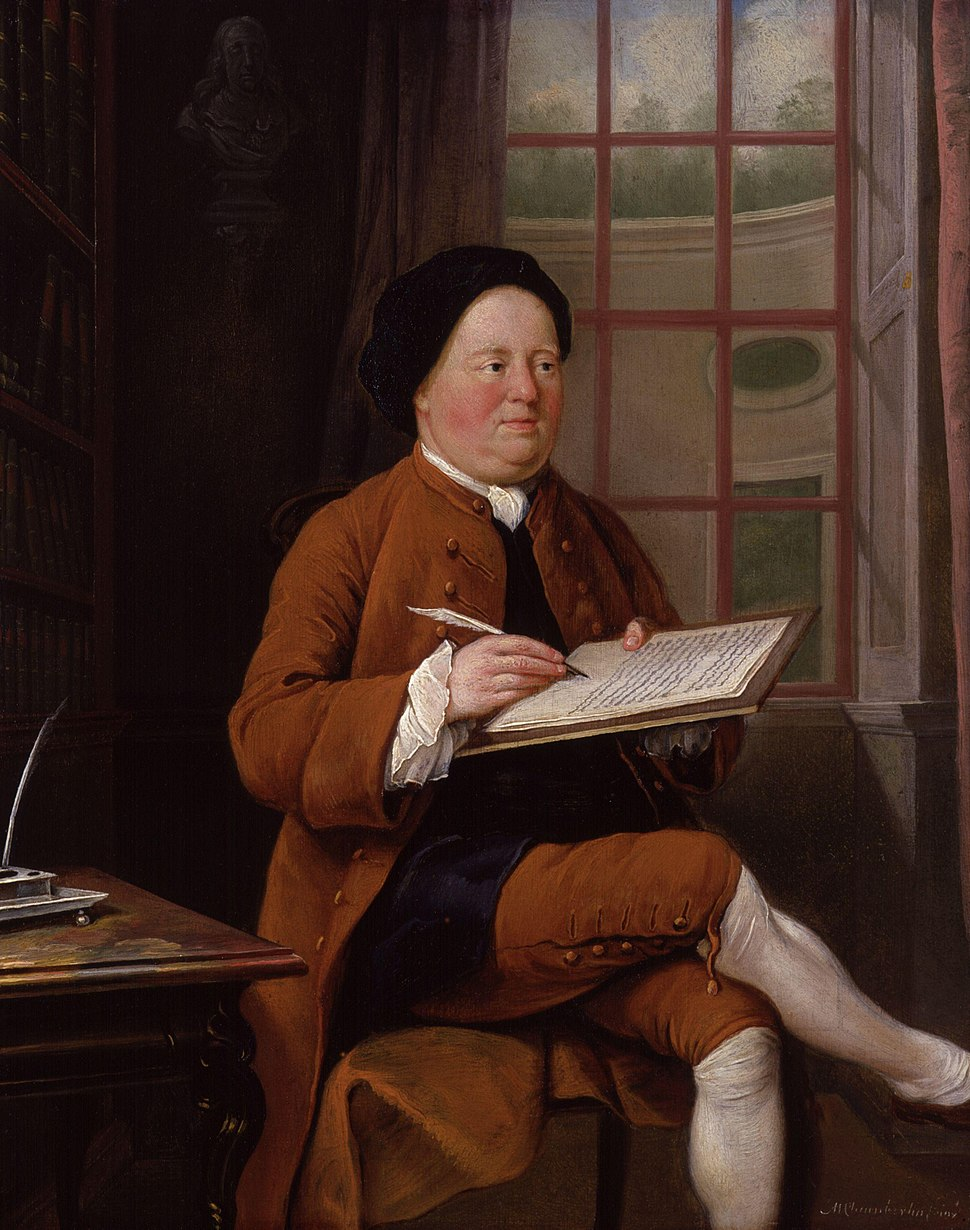 Samuel Richardson by Mason Chamberlin