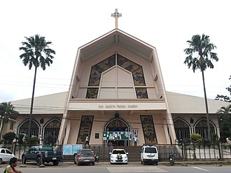 Valencia, Bukidnon - San Agustin Parish Church