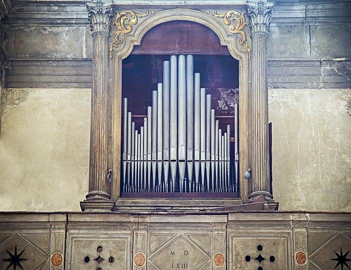 San Fantin (Venice) Organ