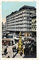San Francisco CA - Lotta Fountain and Palace Hotel (NBY 432424).jpg
