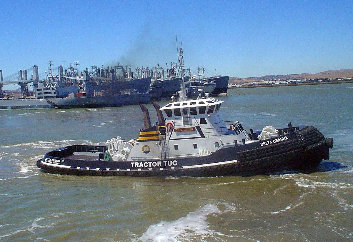 tugboat wikipedia What Are the Parts of a Boat