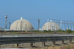 San Onofre Nuclear Generating Station - Units 2 and 3 after shutdown