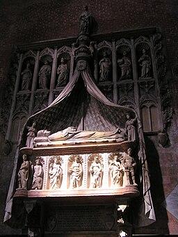 San Zanipolo Tombeau Tommaso Mocenigo