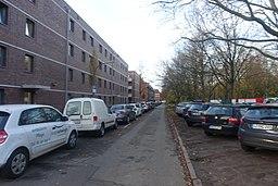 Sandkampweg in Hamburg