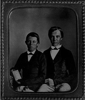 Daniel Dole - Sons Sanford B. and George H. Dole