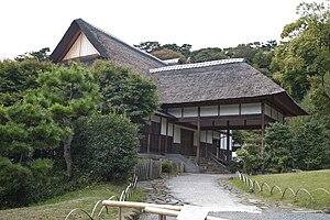 Sankei-en - Image: Sankeien Kakushokaku