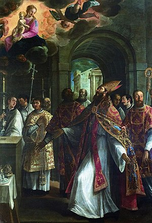 Anselm of Lucca - Image: Sant' Anselmo