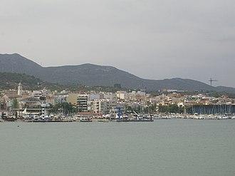 Sant Carles de la Ràpita - Image: Sant Carles de la Ràpita