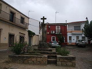 Santa Cruz de la Sierra, Spain Place in Extremadura, Spain