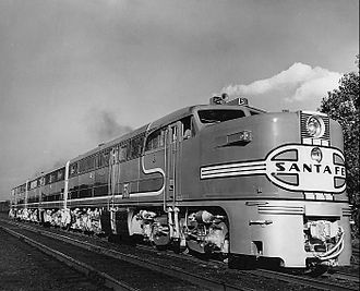 ALCO PA - Publicity photo of an ALCO PA-1 ABA set, September, 1946.