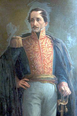Santander, Francisco de Paula (1792-1840)