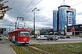 Sarajevo Tram-206 Line-3 2011-10-20.jpg