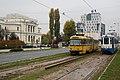 Sarajevo Tram-231 Line-3 2011-10-28.jpg
